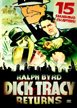 DICK TRACY RETURNS (1938) - DVD