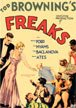 FREAKS (1932) (TCM HORROR COLLECTION & 3 bonus films) - DVD Set