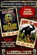 GALAXY INVADER (1985)/KONG ISLAND (1968) - Double Feature DVD