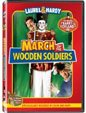 MARCH OF THE WOODEN SOLDIERS (1934) - Restored DVD