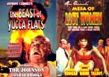 MESA OF LOST WOMEN/BEAST OF YUCCA FLATS - DVD