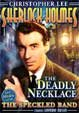 SHERLOCK HOLMES AND THE DEADLY NECKLACE/SPECKLED BAND - DVD