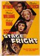 STAGE FRIGHT (1950) - DVD
