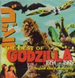 BEST OF GODZILLA (1954-1975) - CD