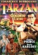 TARZAN AND THE GOLDEN LION (1927) - DVD