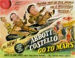 ABBOTT & COSTELLO GO TO MARS - 11X14 Lobby Card