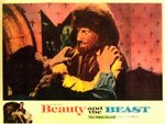 BEAUTY AND THE BEAST (1962) - 11X14 Lobby Card Reproduction