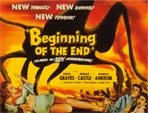 BEGINNING OF THE END (1957) - 11X14 Lobby Card Reproduction