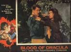 BLOOD OF DRACULA (1958) - 11X14 Lobby Card Reproduction