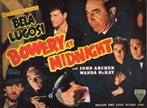 BOWERY AT MIDNIGHT (1942) - 11X14 Lobby Card Reproduction