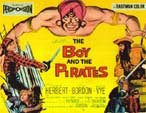 BOY AND THE PIRATES (1960) - 11X14 Lobby Card Reproduction