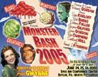 MONSTER BASH 2005 - Style A - 11X14 Lobby Card Reproduction