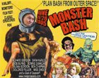 MONSTER BASH 2005 - Style B - 11X14 Lobby Card Reproduction