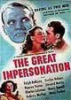 GREAT IMPERSONATION, THE (1942) - All Region DVD-R