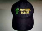 MONSTER BASH HAT (Ball cap) - Creepy Gear