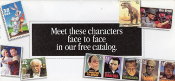 POSTAL STAMP PROMO AD BROCHURE - Collectible