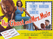 GHOST AND MRS. MUIR (1947) - 11X14 Lobby Card Reproduction