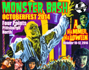 MONSTER BASH OCTOBER 2014 - 11X14 Lobby Card