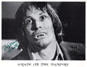 WILLIAM SMITH (GRAVE OFTHE VAMPIRE) - Autographed Photo