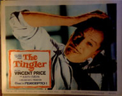 TINGLER, THE (1959) - 11X14 Original Lobby Card