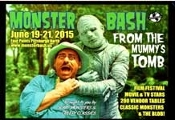 MONSTER BASH June 2015 - Promo Card