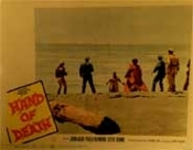 HAND OF DEATH (1962/Beach Monster) - 11X14 Original Lobby Card
