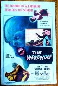 WEREWOLF, THE (1956/Am. One Sheet) - Original Poster