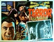 ASSIGNMENT TERROR (1972) - Original Mexican Lobby Card
