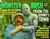 MONSTER BASH Summer 2015 - 11X14 Lobby Card