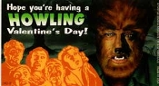 UNIVERSAL MONSTERS - Valentine Cards