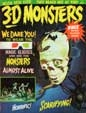 3-D MONSTERS #1 - Magazine