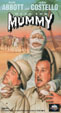 ABBOTT & COSTELLO MEET THE MUMMY (1955/Portrait) - Used VHS