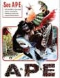 APE (1976/ 2-D & 3-D Versions) - Blu-Ray