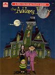ADDAMS FAMILY BIG COLOR/ACTIVITY BOOK - Golden Book