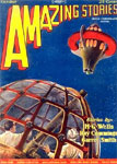 AMAZING STORIES Vol. 2 No. 7 - Pulp Magazine