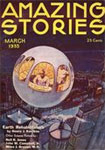 AMAZING STORIES Vol. 9 No. 11 - Pulp Magazine