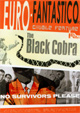 NO SURVIVORS PLEASE (1964)/BLACK COBRA (1965) - DVD