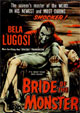 BRIDE OF THE MONSTER (1955) - All Region DVD-R