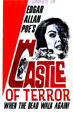 CASTLE OF TERROR (1964/English dubbed version) - DVD-R