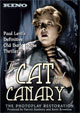 CAT AND THE CANARY (1927 ) - Kino DVD