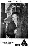 CHILLY BILLY CARDILLE (3 X 5 Photo) - Autographed Photo