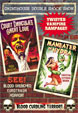 MANEATER OF HYDRA/COUNT DRACULA'S GREAT LOVE - Dbl. Feature DVD