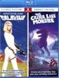 CRATER LAKE MONSTER (1977)/GALAXINA (1980) - Used Blu-Ray