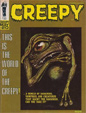 CREEPY #20 - Magazine