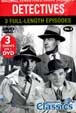DETECTIVES (3 Vintage TV shows) - DVD