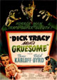 DICK TRACY MEETS GRUESOME (1947) - All Region DVD-R