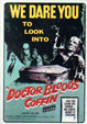 DOCTOR BLOOD'S COFFIN (1960/Cheezy Flicks) - DVD