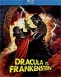 DRACULA VS. FRANKENSTEIN (1972) - Blu-Ray