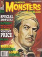 FAMOUS MONSTERS OF FILMLAND #203 - Magazine