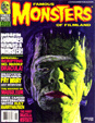 FAMOUS MONSTERS OF FILMLAND #212 - Magazine